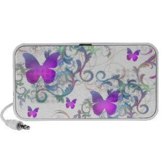 Papillon Haut-parleur Mobile