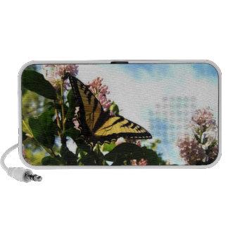 Papillon Haut-parleurs De Voyage