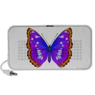 Papillon Haut-parleurs iPhone