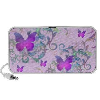 Papillon Haut-parleurs Portables