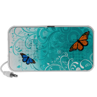Papillon Mini Haut-parleurs