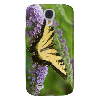Papillon oriental de machaon de tigre coque galaxy s4
