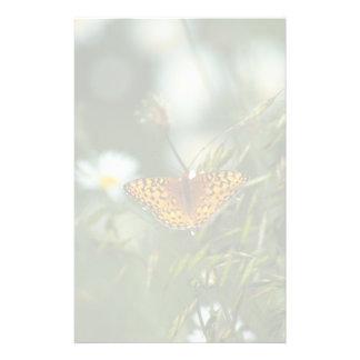 Papillon Pacifique de fritillaire Papeterie