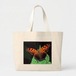 papillon sacs en toile