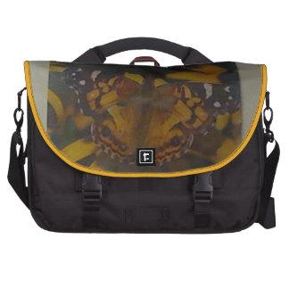 Papillon, sac messenger à ordinateur portable de sacs pour ordinateur portable