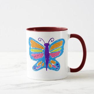 Papillon Tasse