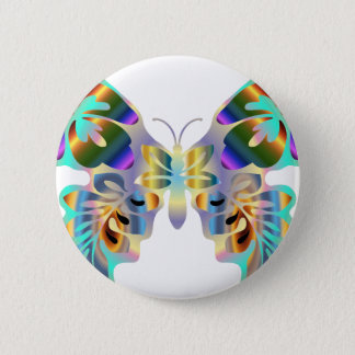 PAPILLON TROPICAL HAWAÏEN BADGES