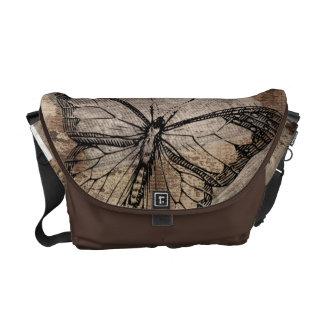 Papillon vintage sacoches
