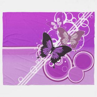 Papillons 4 de cercle