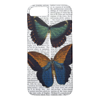 Papillons 5 coque iPhone 7