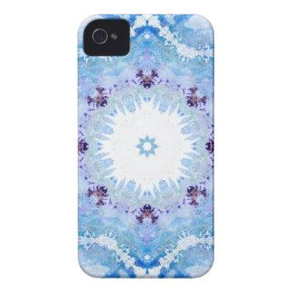 Papillons assez bleus coques iPhone 4 Case-Mate