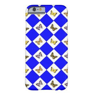 Papillons Coque Barely There iPhone 6