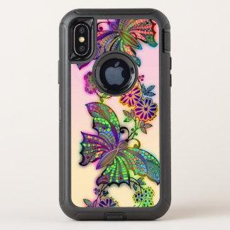 Papillons d'arc-en-ciel
