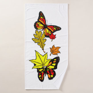 Papillons de chute