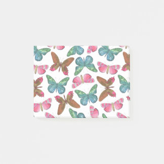 Papillons de flottement post-it®