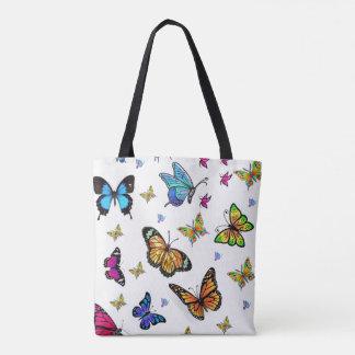 papillons de sac fourre-tout