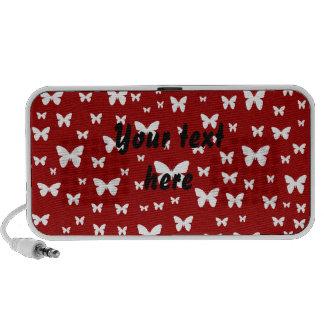 Papillons Haut-parleurs Portables