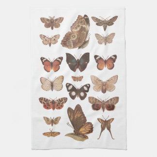 Papillons Linges De Cuisine