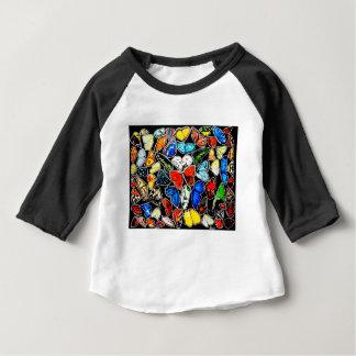 Papillons T-shirt Pour Bébé