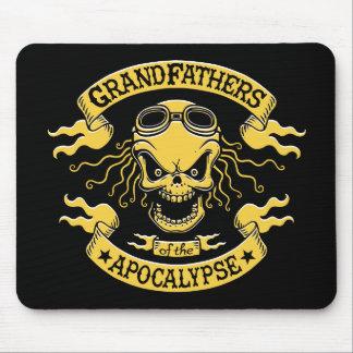 Papy de l'apocalypse tapis de souris
