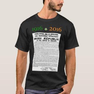 Pâques se levant 1916 - 2016 t-shirt