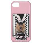 Pâques - un certain lapin vous aime - Terrier aust Coque iPhone 5C