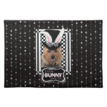 Pâques - un certain lapin vous aime - Terrier aust Set De Table