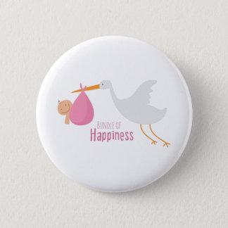 Paquet de bonheur badge