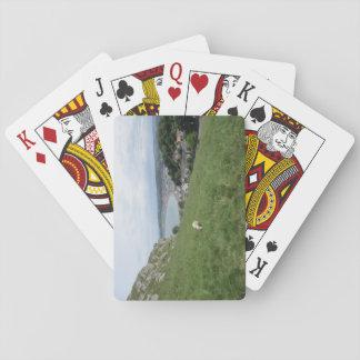 Paquet de cartes avec l'image (Wales) de Llandudno Jeu De Cartes