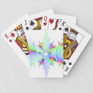 Paquet de cartes du réflexe 52 jeux de cartes