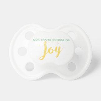 Paquet de joie sucettes pour bébé