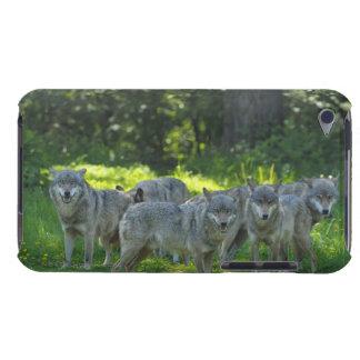 Paquet de loups, Allemagne Étui Barely There iPod