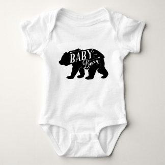 Paquet d'ours de bébé body