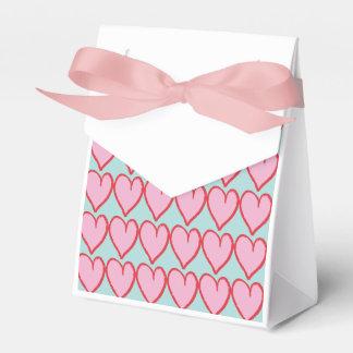 Paquet pour cadeaux boite faveurs de mariage