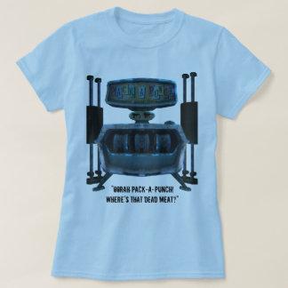 Paquet-un-Poinçon w/Quote (femmes) T-shirt