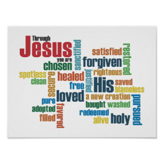 Par Jésus, vous êtes… Posters