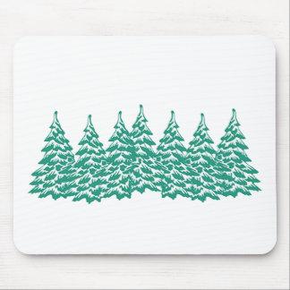 Par les bois tapis de souris