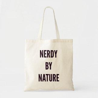 Par nature Noël drôle ringard Tote Bag