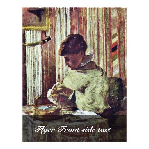 Par Paul Gauguin (la meilleure qualité) Prospectus