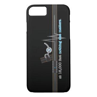 Parachutisme clôturant l'iPhone 7 de Pin, à peine Coque iPhone 8/7