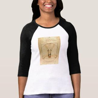 parachutisme de da Vinci T-shirt