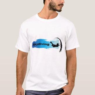 Parachutisme unique t-shirt