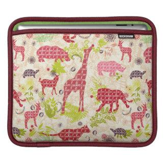 Paradis de jungle poches iPad