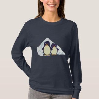 Paradis de pingouin t-shirt