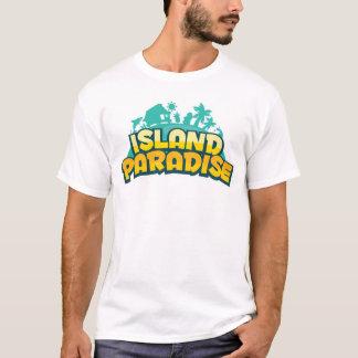 Paradis d'île - le T-shirt des hommes