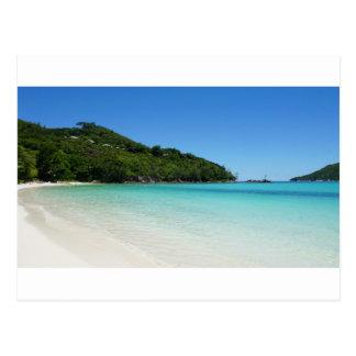paradis tropical cartes postales