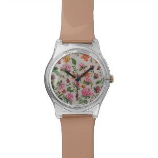 Paradis tropical montres bracelet