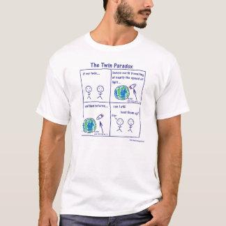 Paradoxe jumeau t-shirt