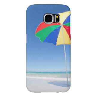 Parapluie sur la plage   Australie