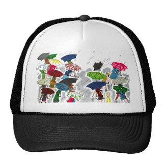 Parapluies Casquettes